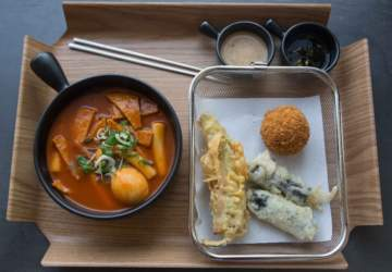 BunSik: la nueva picada de comida callejera coreana de Patronato