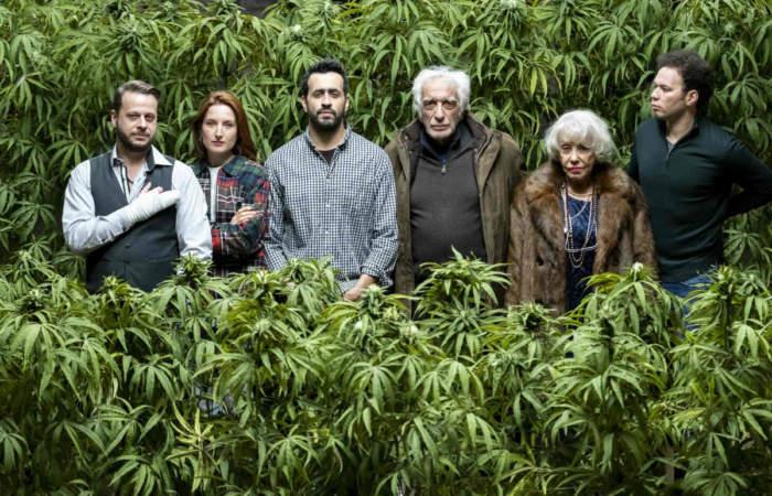 Family Business: Netflix legaliza el cannabis en Francia con una comedia que no logra volar