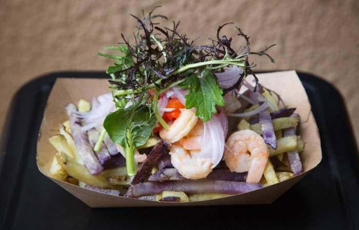 Flipar: Las nuevas papas fritas nativas y churros veganos de Lastarria