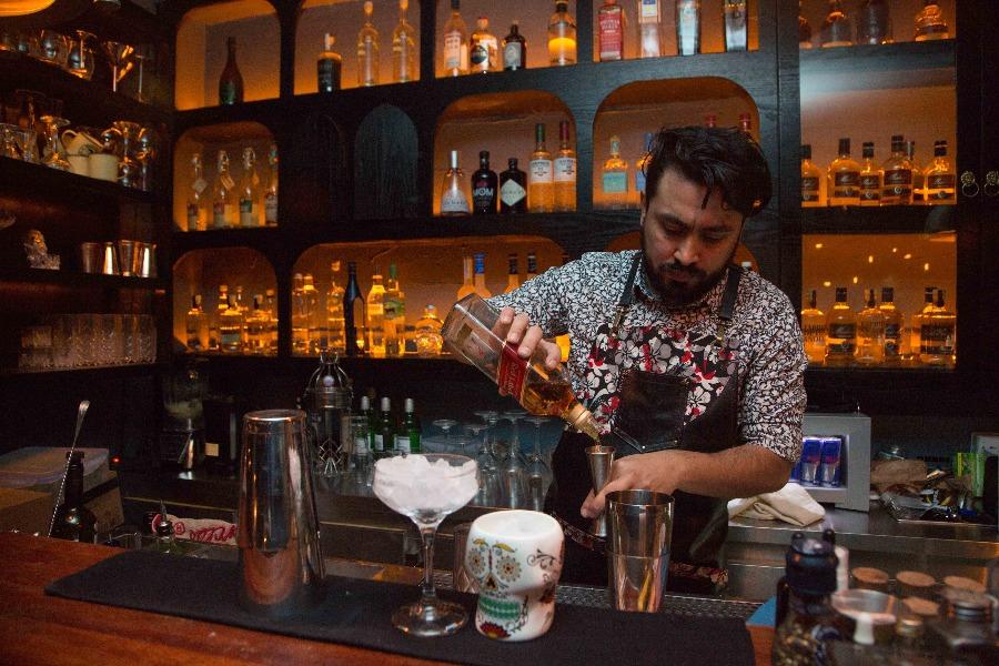 Geber Alchemist Bar