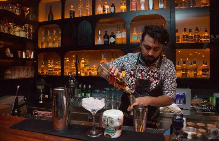 Geber Alchemist Bar: El nuevo bar escondido de Santiago