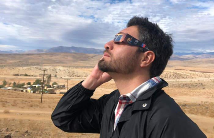 Dónde, cuándo y a qué hora se podrá ver el nuevo eclipse solar