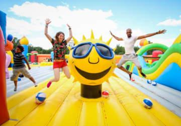 Concurso: ¡Gana entradas para saltar en Jump City Park estas vacaciones!