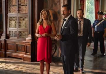 Misterio a Bordo: Así es esta intrigante comedia con Adam Sandler y Jennifer Aniston