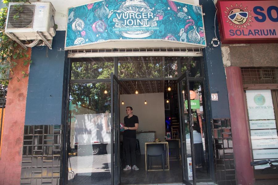 Millenial Tuesday en Vurger Joint