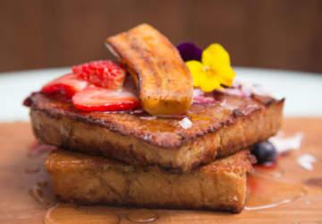 El sabroso brunch vegano de Adhana te hará olvidar la proteína animal