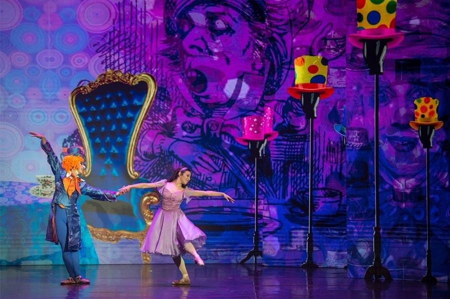 Alicia en el País de las Maravillas o la magia de un ballet hecho para niños