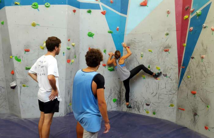 Anoka Climbing, el nuevo centro de escalada con más de 230 m2 de muros boulder
