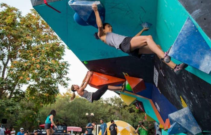 El Día de la Escalada se celebrará con clases gratuitas, charlas, música y yoga
