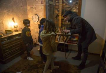 Ya abrió en Santiago el primer escape room exclusivo para niños