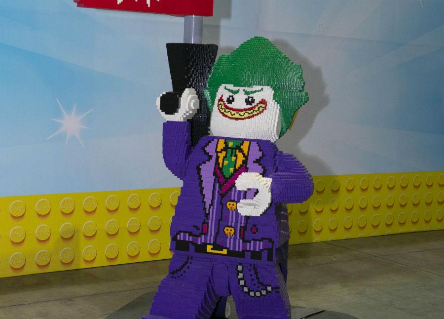 Lego Fun Fest 2019: la muestra sólo con figuras hechas con Legos