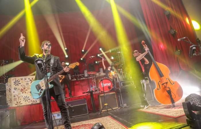 El último concierto de Los Tres en el Municipal de Santiago llega al streaming