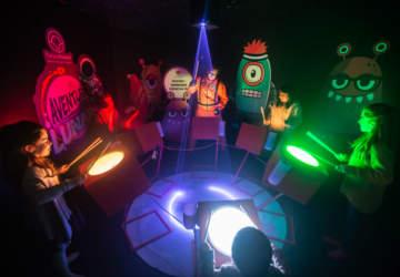 Gratis: Jugar a ser astronautas en la Aventura Lunar del Parque Arauco