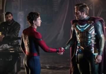 Spider-Man: Lejos de Casa: La peligrosa aventura del joven superhéroe por Europa