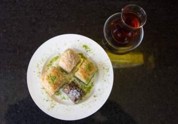 Baklava: Un tesoro lleno de dulces de Turquía en plena Providencia