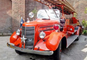 Museo de Bomberos celebrará su aniversario con entrada gratis durante todo el día