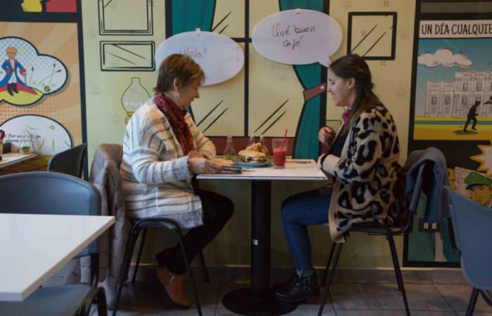 Café Historieta