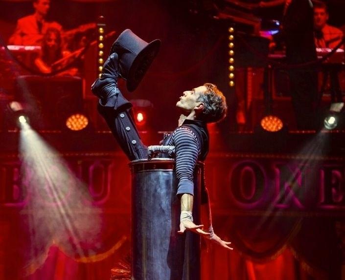 Gran Circo de Rusia trae a Santiago una sobredosis de adrenalina, risas y rock