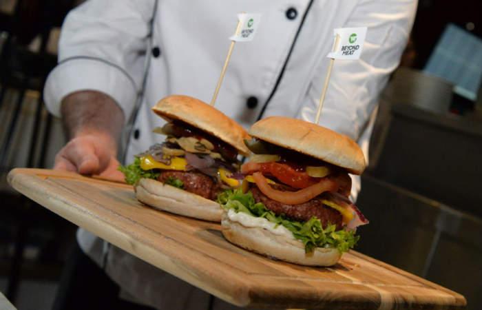 The Beyond Burger, la sabrosa hamburguesa hecha 100% de plantas