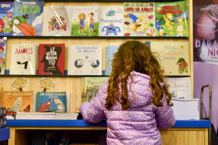 La Feria del Libro Infantil y Juvenil vuelve más entretenida que nunca al Parque Bustamante