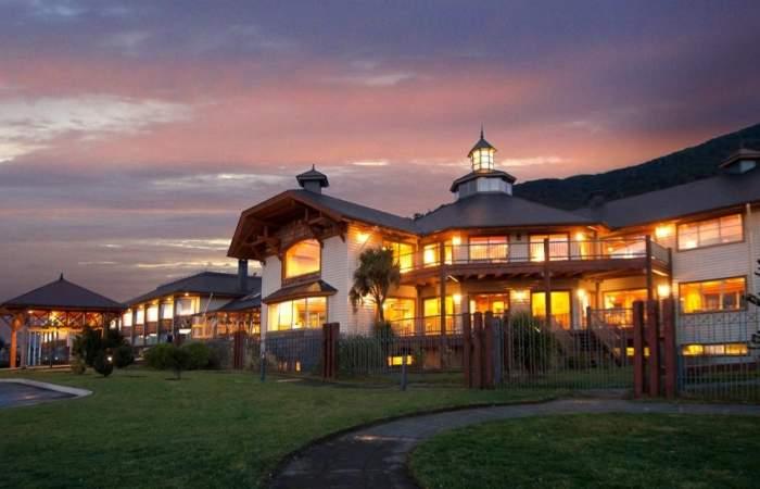 Hotel Loberías del Sur: Un rincón cálido y estratégico en medio de la Patagonia