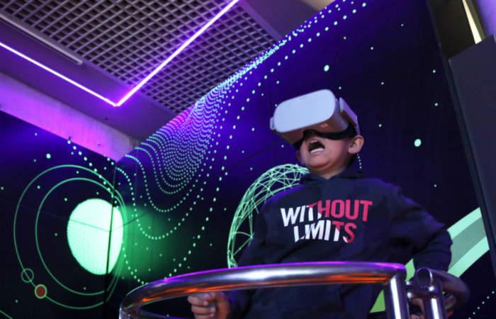 Lab Virtual, la entretenida sala de realidad virtual que acaba de abrir el MIM