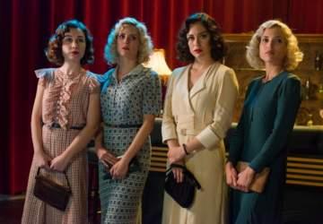 Las Chicas del Cable 4: Unidas jamás serán vencidas