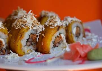 Papelón RestoBar: un tenedor libre de sushi con sabor venezolano