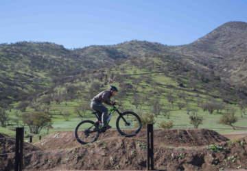 El parque santiaguino que debes conocer si te gustan los deportes al aire libre
