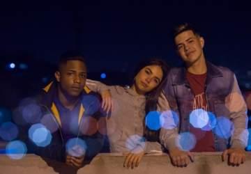 Sintonía muestra en Netflix los problemas de un trío de jóvenes de Sao Paulo