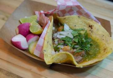 Tijuana Tacos: los nuevos e increíbles tacos de luca del Mercado Central