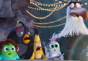 Angry Birds 2: La Película: No hay primera sin segunda