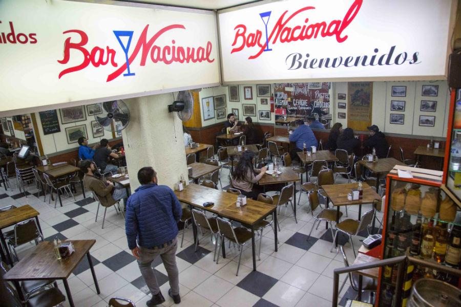 Bar Nacional 1