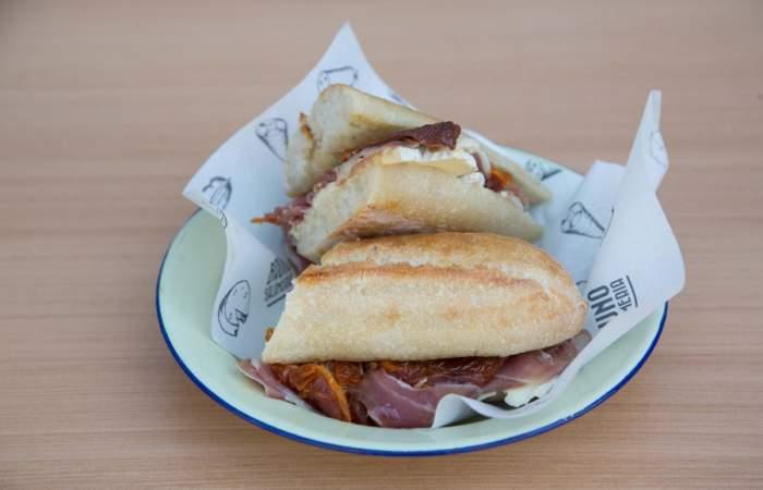 Bruno Salumeria: La fiambrería con sándwiches de lujo a $ 5.000
