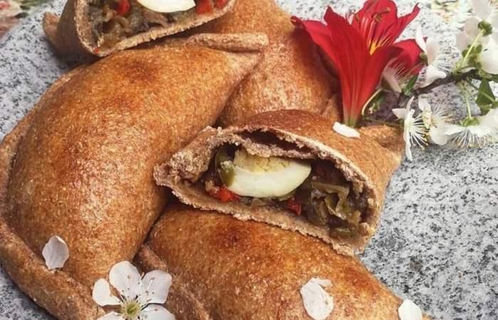 Cómo preparar una empanada vegetariana según la receta de Connie Achurra