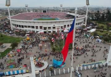 Fonda del Estadio Nacional