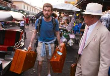 Jack Whitehall: Travels With My Father, un city tour con carcajadas que llega a Netflix