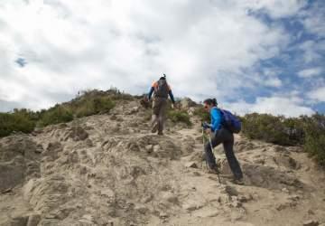 Los mejores trekking para hacer en Santiago en desconfinamiento
