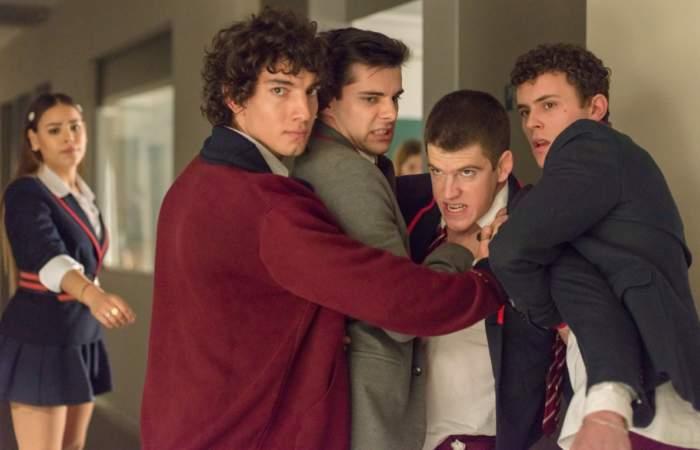 Élite, segunda temporada: Más drama, más misterio, más mentiras