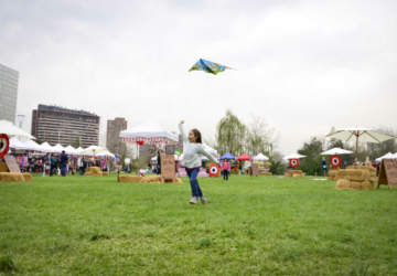 Gratis: Carnaval Kids tendrá juegos y talleres para niños en el Parque Araucano