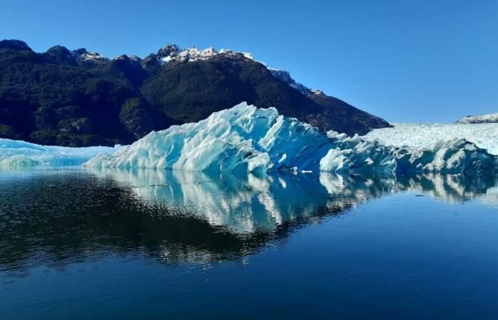 ¿Una escapada para el 18? Ir a la Patagonia y conocer la Laguna San Rafael