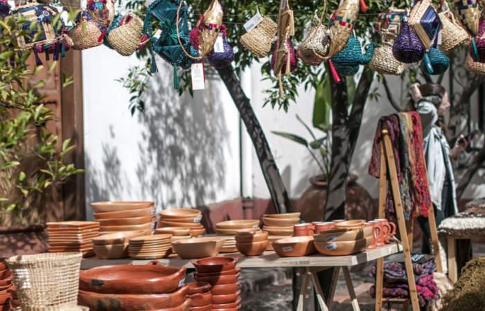 La Fiesta de las Artesanías debuta con música, cine y talleres de de bordado y cestería gratis