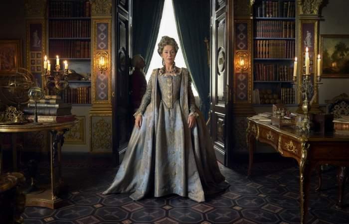 """Catalina, la Grande y Helen Mirren, dos mujeres que """"gobiernan"""" HBO"""