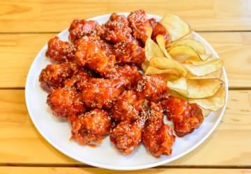 Mr. Han's Chicken: Las mejores alitas de pollo fritas llegaron a Providencia