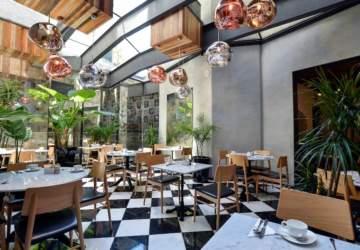 El encantador hotel boutique del centro de Santiago elegido el cuarto mejor de Sudamérica