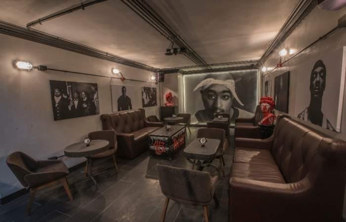 Nkiru: El nuevo bar al ritmo del hip hop en el barrio El Golf