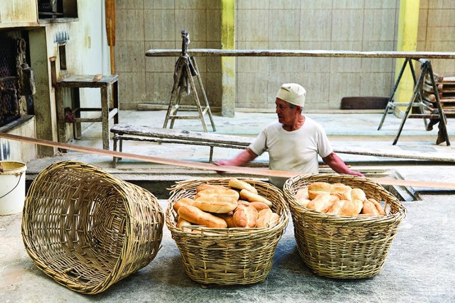 San Camilo, salón de té