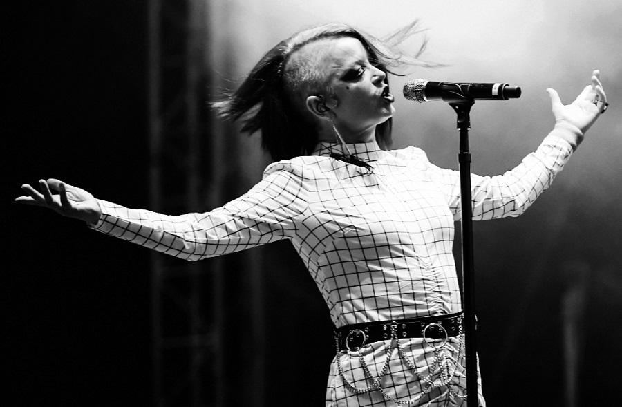Shirley Manson, líder de Garbage, conversará con Fran Valenzuela en el Necafé de las Artes
