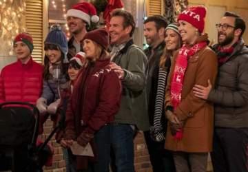 Feliz lo que quieras: La primera sitcom de Navidad disponible en Netflix