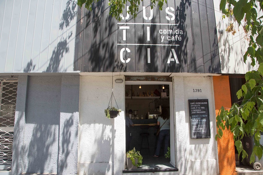 Justicia Café